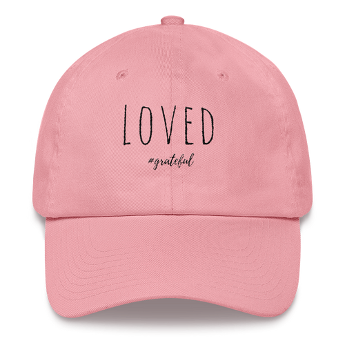 Loved #grateful Baseball Cap