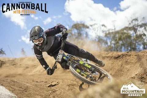 Luke Meier-Smith, Cannonball MTB Festival 2018. Australian Mountain bike apparel