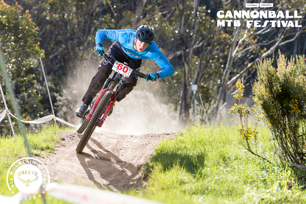 Cosi racing thredbo MTB's cannonball festival - All mountain assault