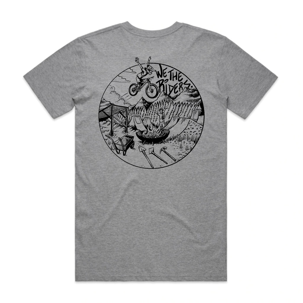 Compound Tee - Grey