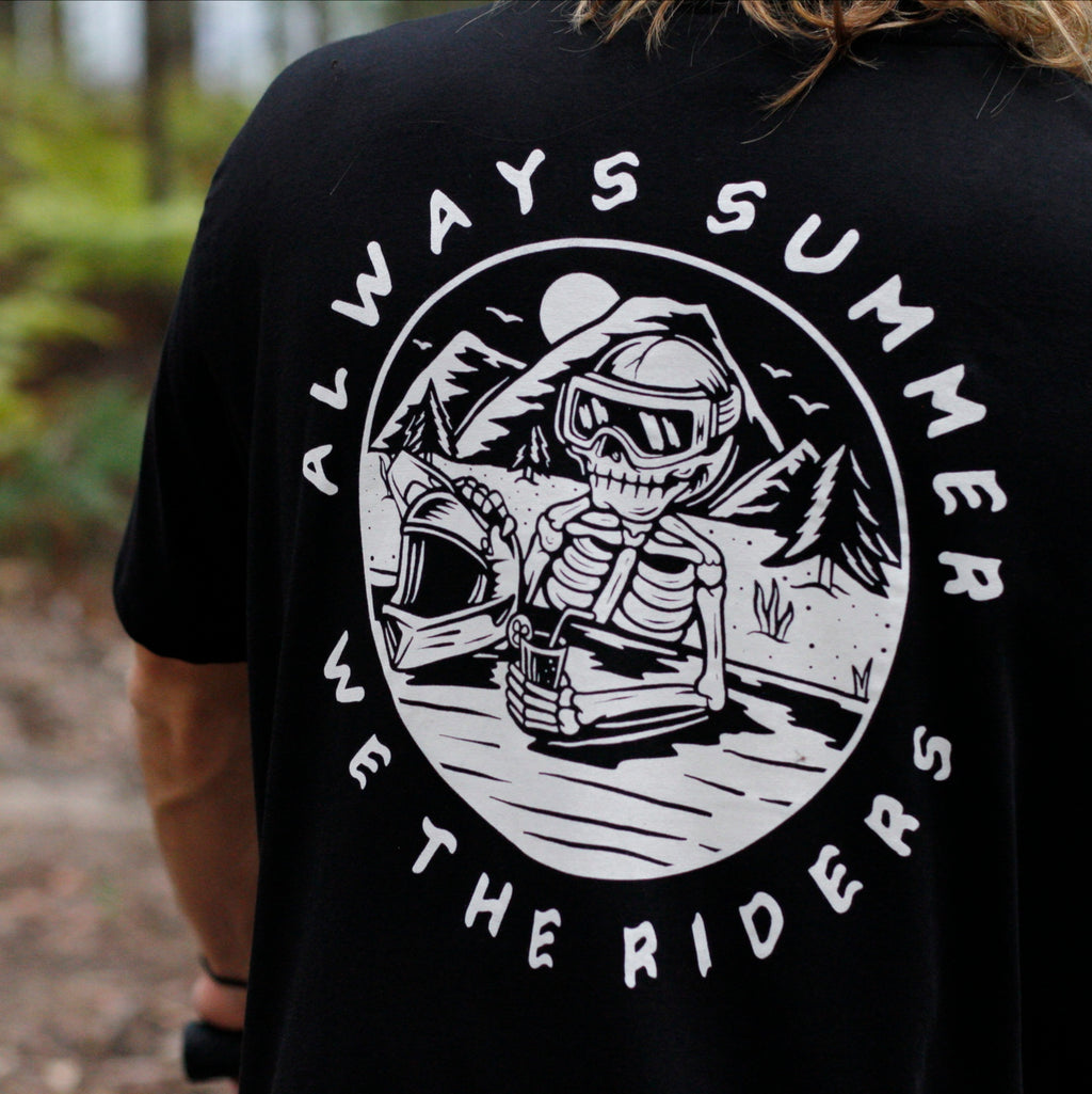 """Always Summer"" tee"