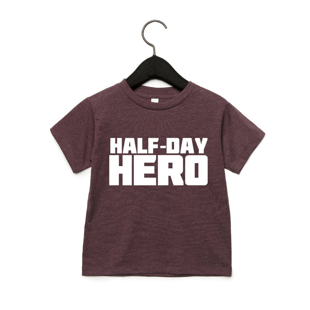 Portage and Main Half Day Hero Tee