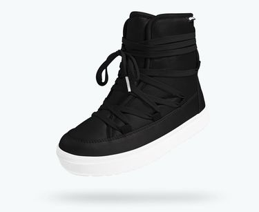 Jiffy Black Chamonix Boot Junior