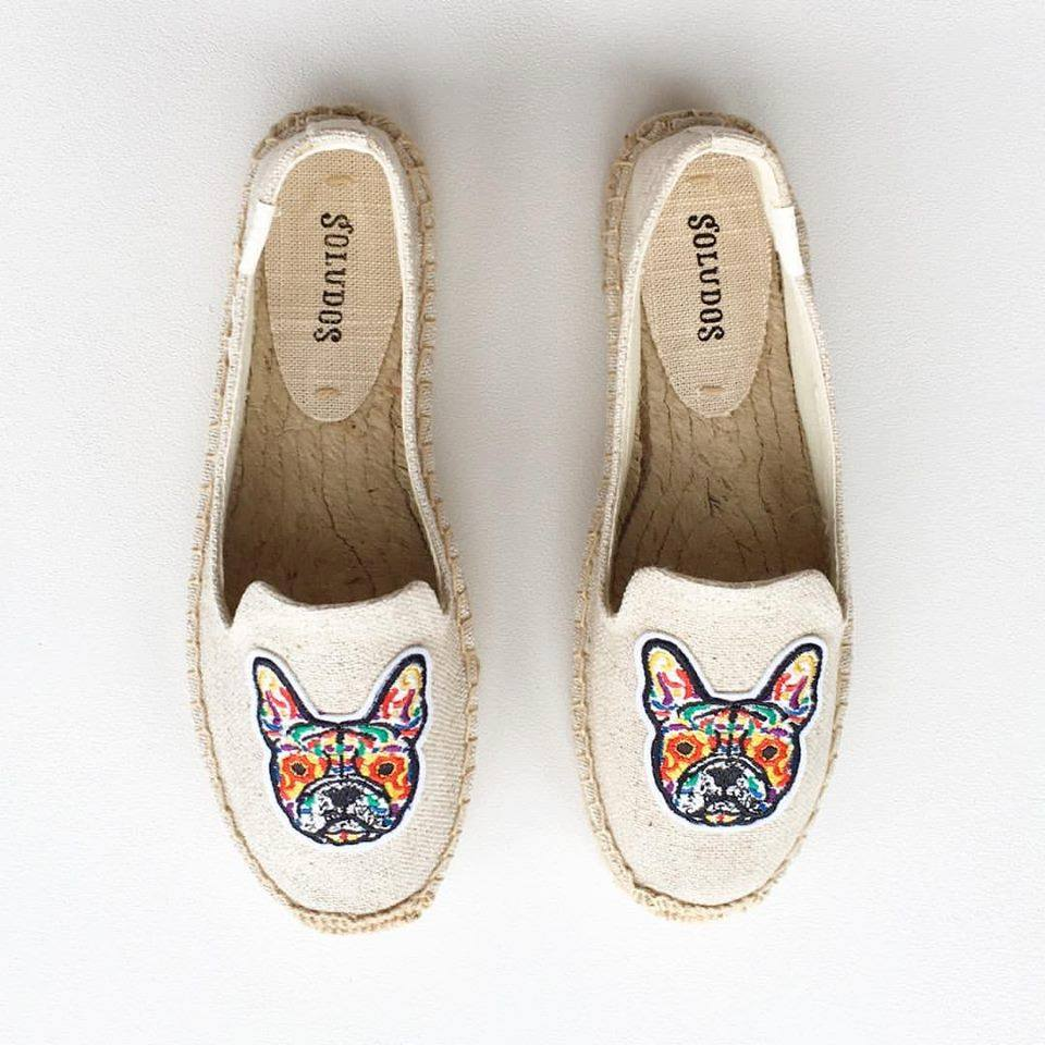 Frenchie Espadrille