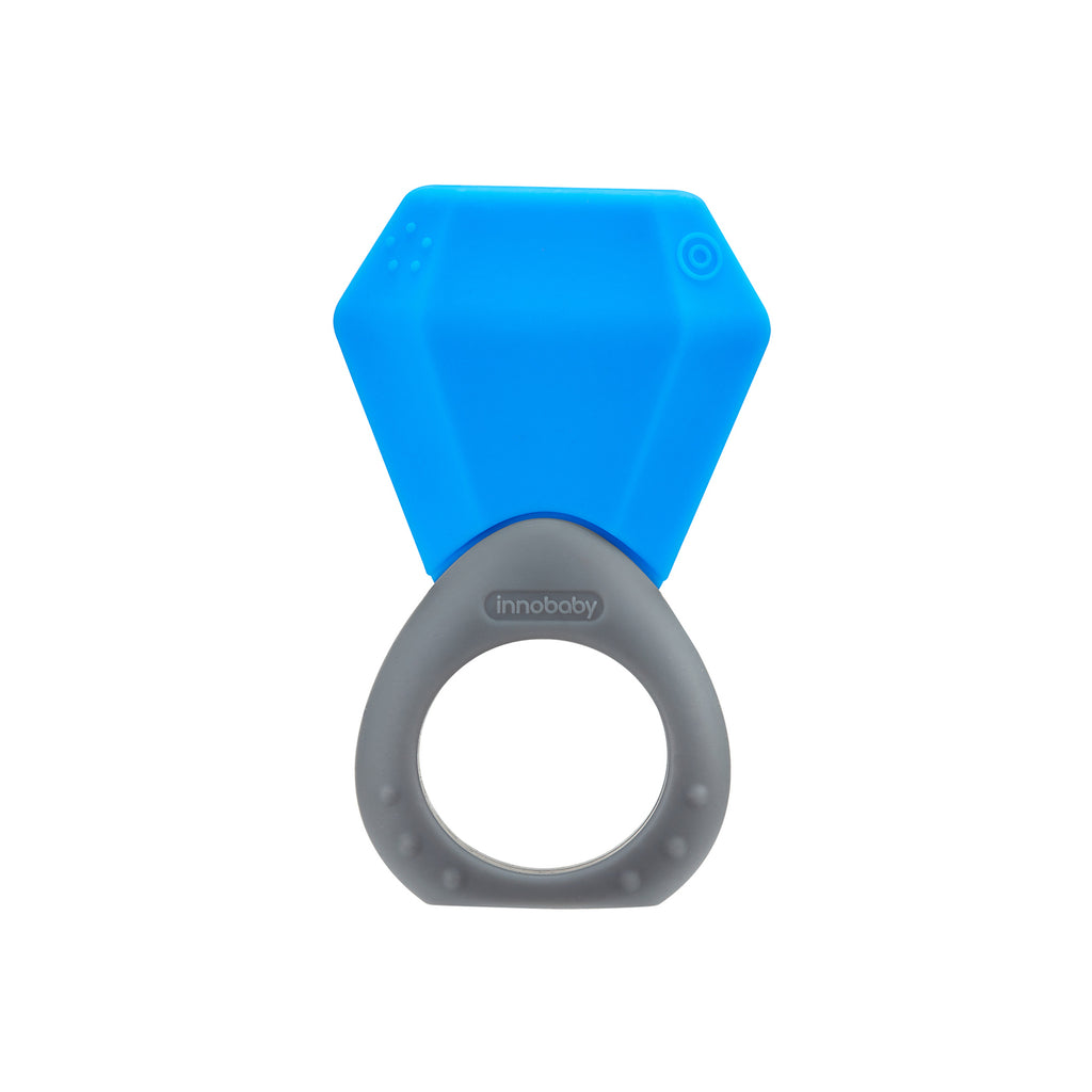 Blue Ring Teether