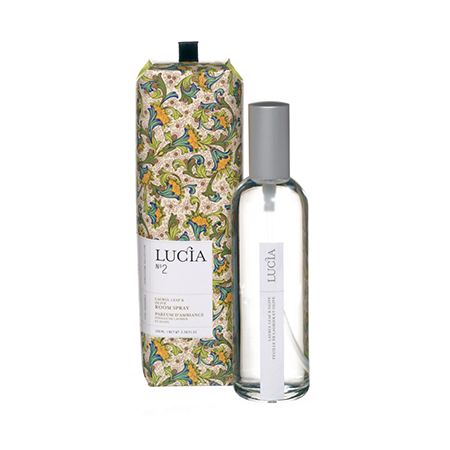 Laurel Leaf & Olive Blossom Room Spray, 100ml