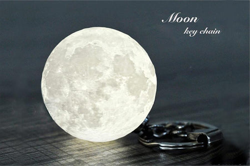 Moon Light Key Chain