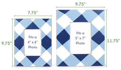 Photo frame Size guide