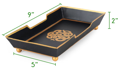 Guest Towel Tray Size Guide