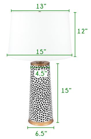 Empire Lamp Size Guide