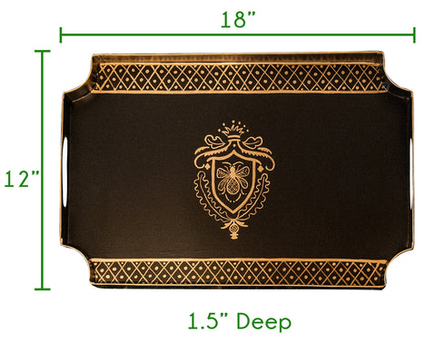 Jaye Tray Size Guide