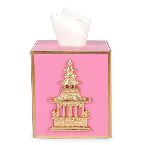 Regency Shanghai Tissue Box Cover