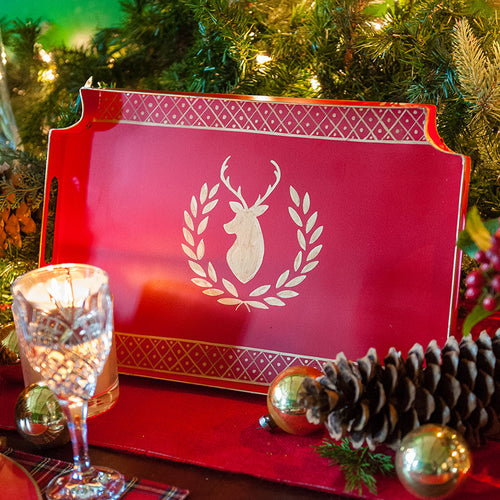 Deer Laurel Jaye Tray