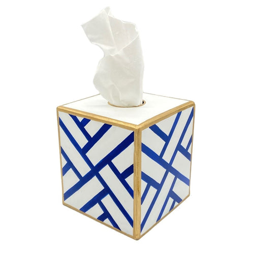 Newport Tissue Box Cover