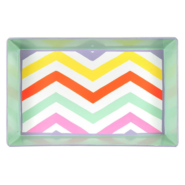 Capri Chevron Organizing Tray
