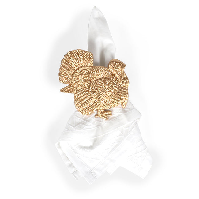 Turkey Napkin Ring (12pk)