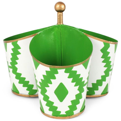 Aztec Green Caddy