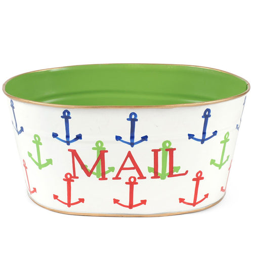 "Anchors ""Mail"" Tub"
