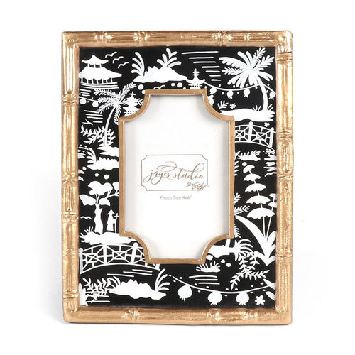 Shanghai Black Chang Mai Photo Frame