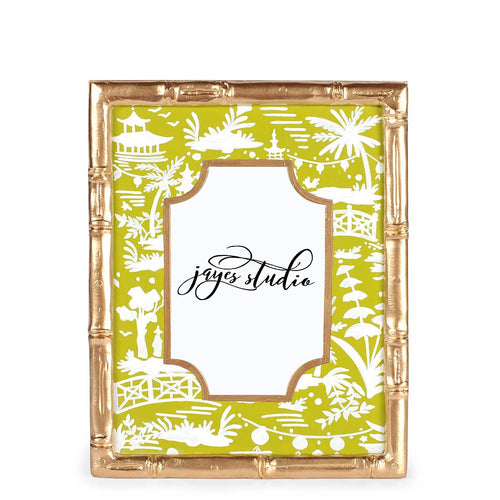 Shanghai Chang Green Mai Photo Frame