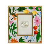 Floral Fruit 5x7 Photo Frame