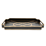 Don't Fret Black Jaye Tray
