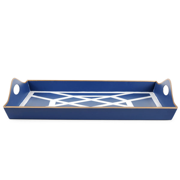 Don't Fret Blue Bentley Tray
