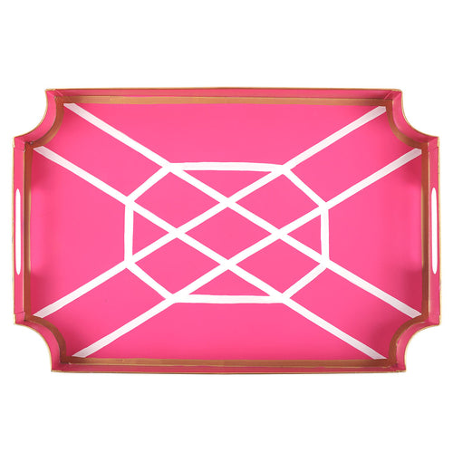 Don't Fret Pink Jaye Tray