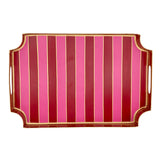 Preppy Stripe Jaye Tray