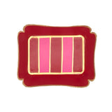 Preppy Stripe Trinket Tray
