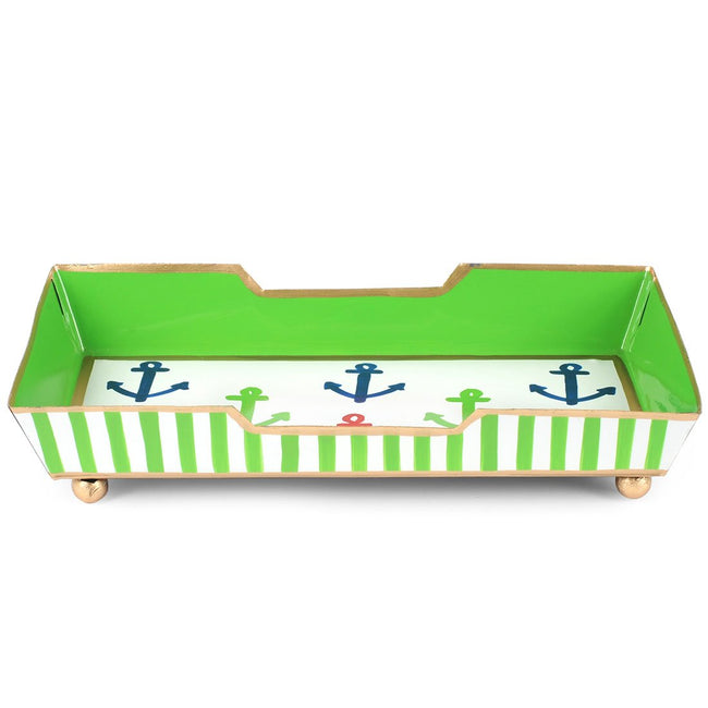 Anchors Guest Towel Tray