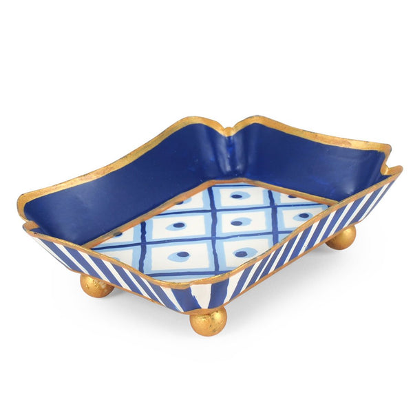 Heron Diamond Trinket Tray