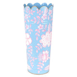 Floral Toile Umbrella Stand