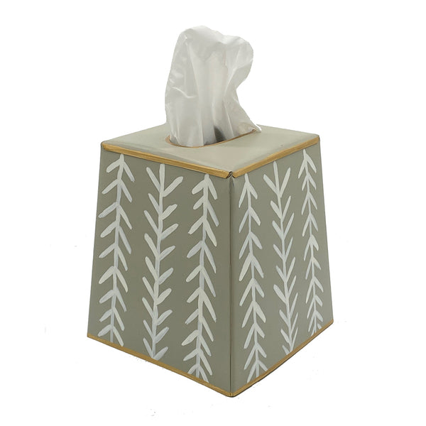 Directions Tissue Box Cover