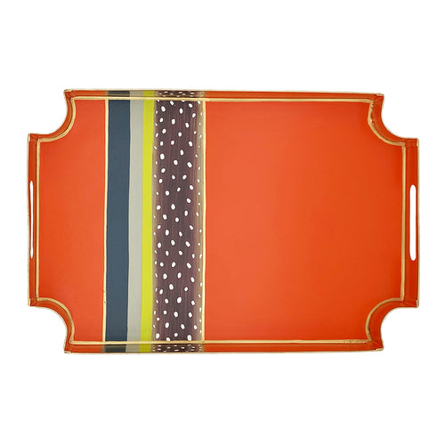 Antelope Orange Jaye Tray