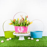 Color Block Easter Basket (4pk)