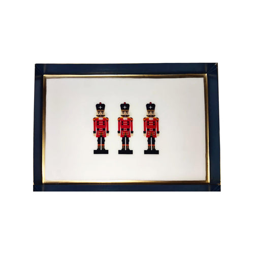 Nutcracker Oliver Tray 10x12