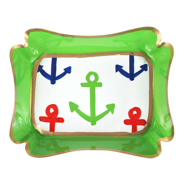 Anchors Trinket Tray