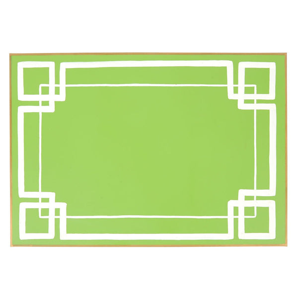 Interlocking Key Placemat (4pk)