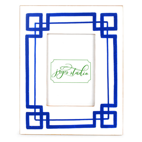 Interlocking Key Photo Frame