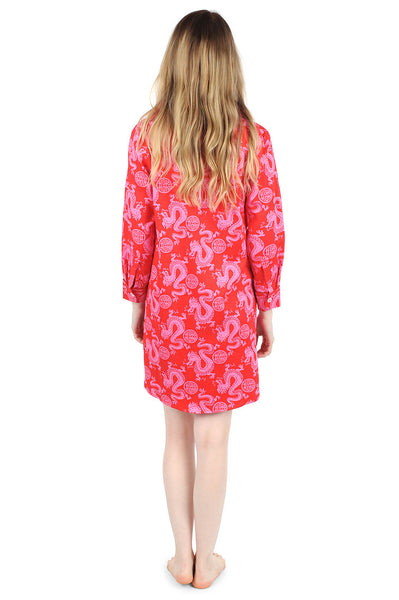 Milly & Lilly Sateen Sleep Shirt
