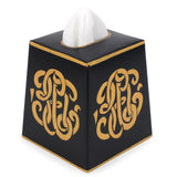 Heritage Crest Tissue Box Cover