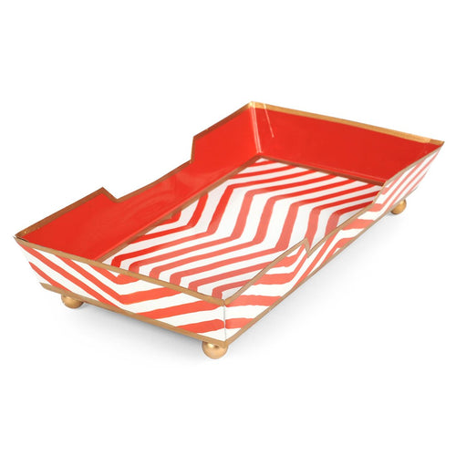Kenya Red Guest Towel Tray