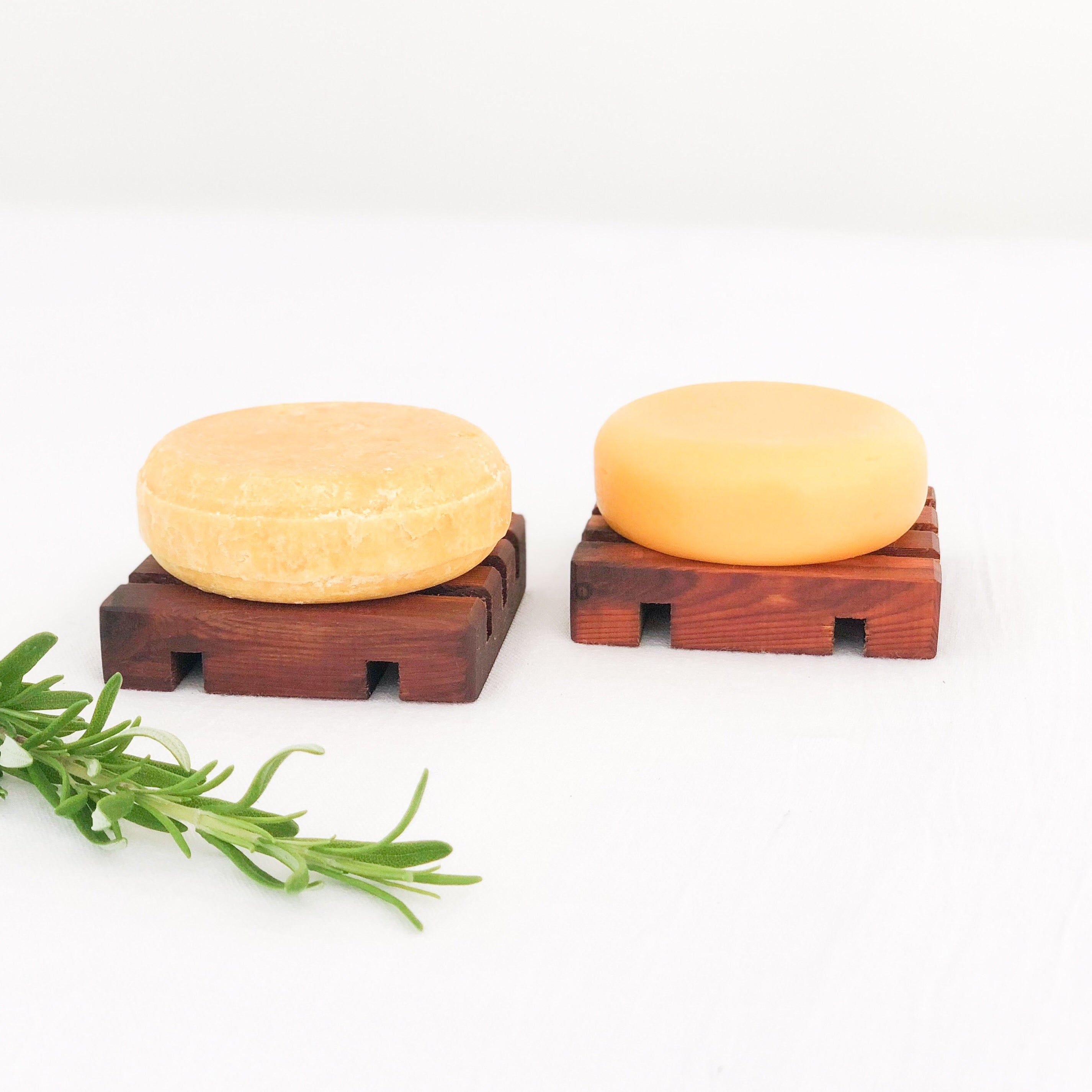Handcrafted Mini Soap Dish (2 Pack)