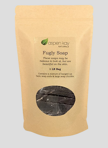 Dead Sea Mineral Mud - Fugly Soap