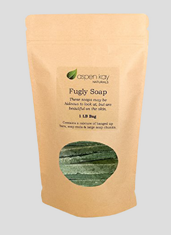 Neem & Dead Sea Mud - Fugly Soap