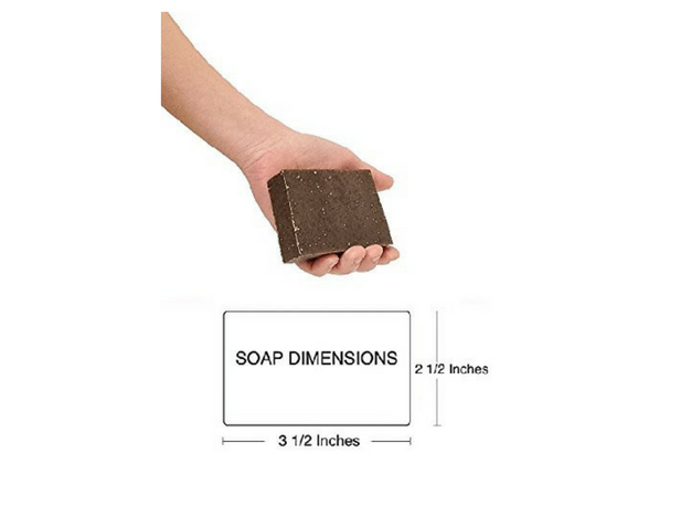 Exfoliating Coffee & Oatmeal - Bar Soap