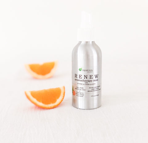 Citrus & Mint - Aromatherapy Spray - Renew