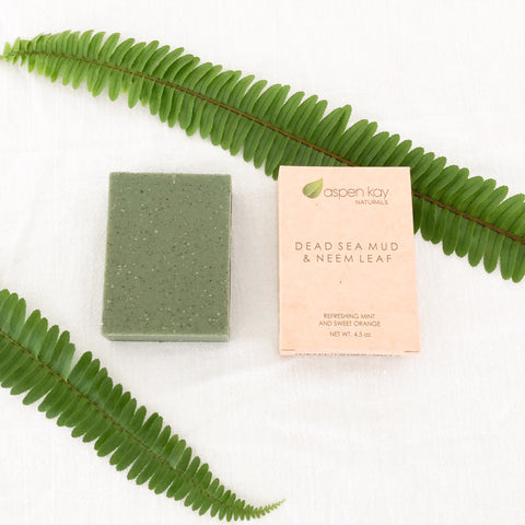 Neem & Dead Sea Mud - Bar Soap