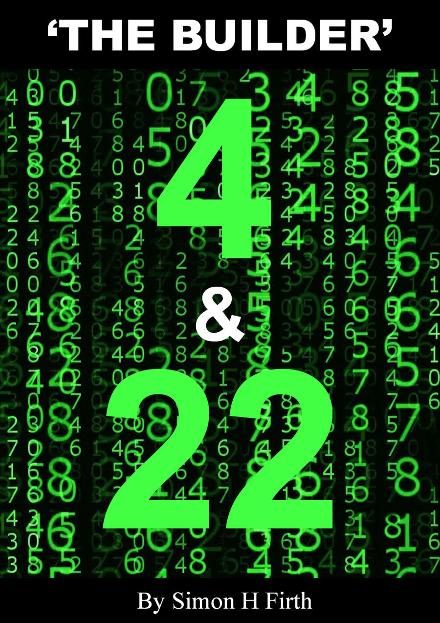 Numerology reading: Life Paths 4 and 22